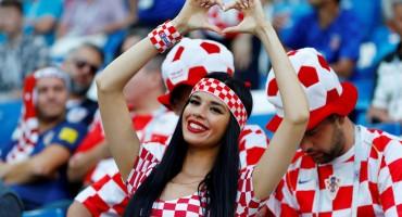 Hrvatski dres vodi u izboru za najljepši na svijetu!