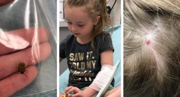 Potresna ispovijest majke: Curica mi se probudila paralizirana, pazite na svoje mališane