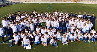 Hajduk organizira nogometni kamp za dječake u Tomislavgradu