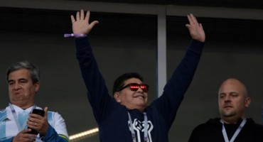 Maradona priznao očinstvo još troje djece