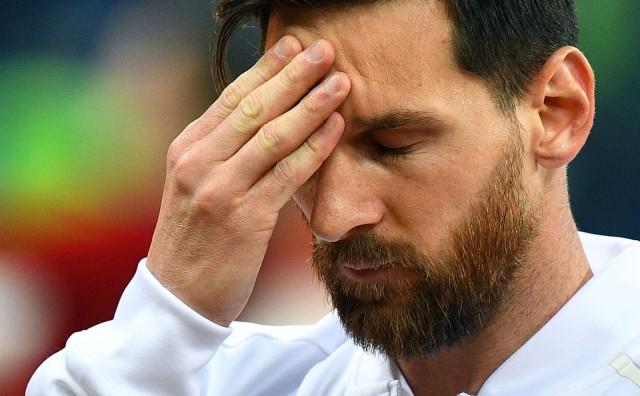 Messi je nakon poraza od Hrvatske predvodio pobunu u svlačionici!