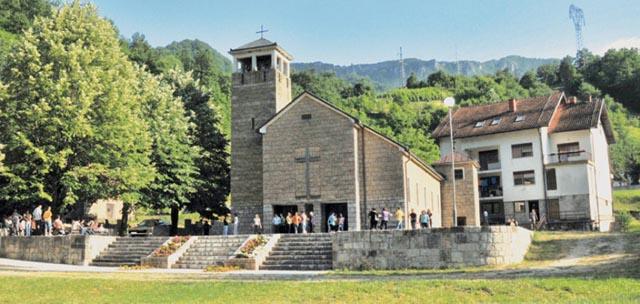 Župa Gračac poziva na proslavu Svetog Ante
