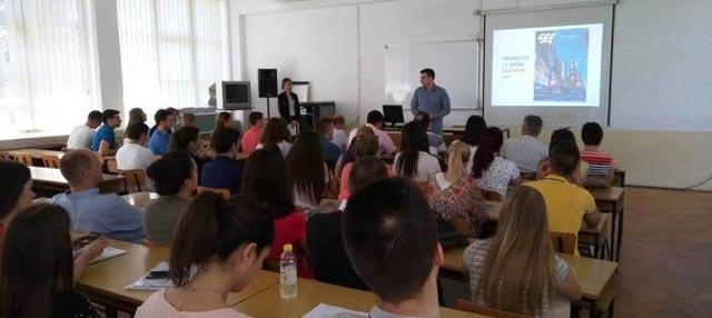Održana promocija 23. broja studentskog časopisa 'SEF'