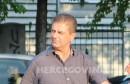 Dragan Jović na utakmici HŠK Zrinjski-Valletta FC