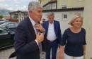 Borjana Krišto položila kamen temeljac za izgradnju HE Vrilo
