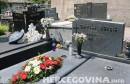 HŠK Zrinjski: Položeno cvijeće i upaljene svijeće na grobu Miroslava Micana Kordića