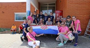 HKUD sv. Ante – Cim Mostar sudjelovao na 11. festivalu seoskih igara Gornji Bogićevci