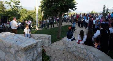 Šesta obljetnice podizanja spomenika žrtvama Bugojanske skupine