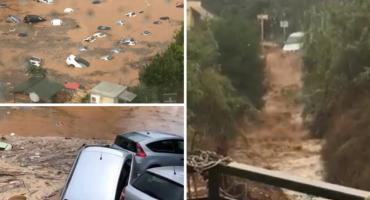 Obilna kiša izazvala kaos u Ateni: 'Bit će čudo ako ne bude mrtvih'