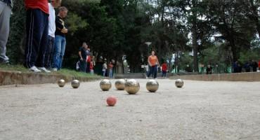 Boćanje: Memorijalni turnir Željko Lončar