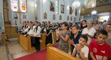 Sveti Ilija u Stocu 2018. i blagoslov prije sv. Mise na Trgu sv. Ilije Proroka