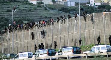 'Invazija' migranata u Španjolskoj