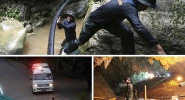 Šestero dječaka spašeno! Hrvatski specijalci zabrinuti: 'Ovo je najsloženija intervencija na svijetu'