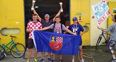 Veslački klub Rama ima tri državna prvaka Hrvatske