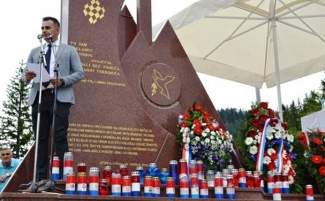 General Baja Sopta: Poginuli prijatelji ovdje nas čekaju, sanjaju Grude, Široki, Mostar...