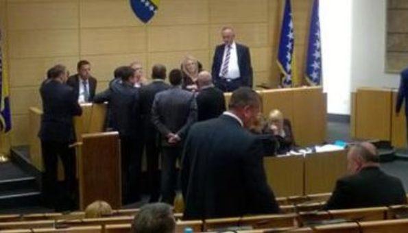 Bošnjački entitetski udar doživio debakl