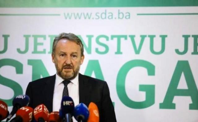 Izetbegović: U BiH ćemo imati status quo dok SNSD ne promijeni stavove