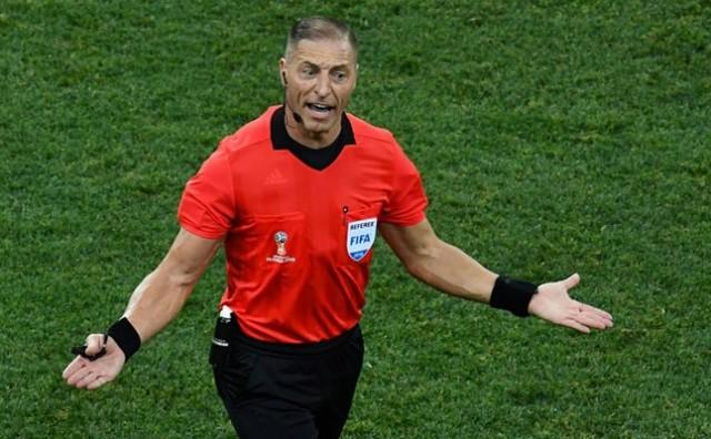 Finale Svjetskog prvenstva sudit će argentinski sudac