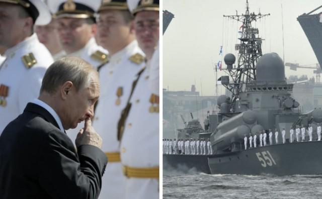 Rusi šalju dodatne ratne brodove pred sirijsku obalu