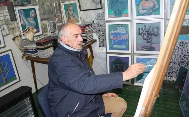 Zvonimir Perko: Hercegovački umjetnik koji je posmrtno dobio priznanje 'Grb Grada Širokog Brijega'