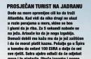 Dođe na more opremljen k'o da traži Atlantidu: Facebook nasmijava dalmatinski opis turista