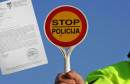 Samo u BiH: Policija kaznila vozača sa 50 KM jer je vozio 7 km/h ispod ograničenja!