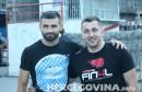 HŠK Zrinjski: Pogledajte kako je bilo ispred stadiona prije utakmice protiv Tuzla City