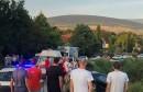 Široki Brijeg: Vozač teško ozlijeđen u slijetanju automobila, promet blokiran