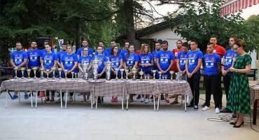 Program održavanja Sportskog druženja mladih Grada Mostara 2018