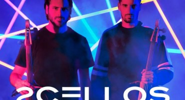 2CELLOS imaju novi spot Vivaldi Storm i najavili novi album! Let There Be Cello!