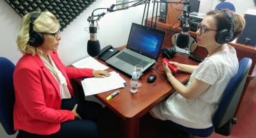 Prof. dr.sc. Sanja Bijakšić gostovala u programu radija Mostarska panorama