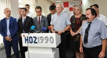 Najavljujemo predizborne skupove Koalicije Hrvatsko zajedništvo u Zenici, Jajcu i Fojnici