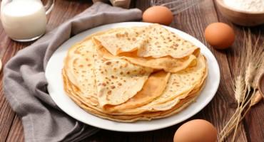 Recept za palačinke bez glutena