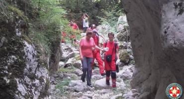 GSS Široki Brijeg odveo jednu od sestara Čuljak na mjesto gdje su provele sedam dana u ledenoj klopci