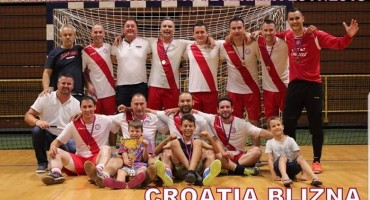 MNK Croatia Blizna-MNK Seljak Livno 4:0