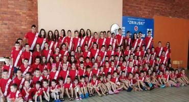 Akademski plivački klub Zrinjski poziva u Školu plivanja