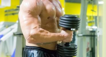 Poznati bodybuilder Tibor Ferenc snima spot u Ljubuškom