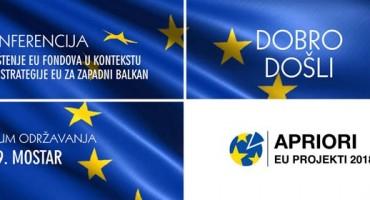 Korištenje EU fondova u kontekstu nove strategije EU za Zapadni Balkan