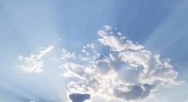 Snimio 'anđela' na nebu: 'Kao da Bog kaže da je uvijek s nama'