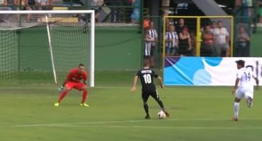 'Bezobrazni' pogodak nogometaša Mure