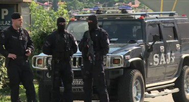 Crnogorska policija spriječila likvidaciju u Baru