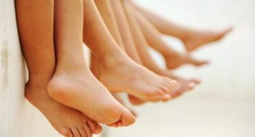 Efikasni tretmani protiv grube kože na petama