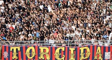Torcida poručila: U nedjelju vodimo Hajduka do pobjede, a našeg Špacu u vječnost