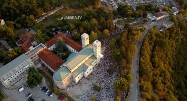 Program devetnica i svetkovine Velike Gospe: Don Damir Stojić na uočnicu u Širokom Brijegu