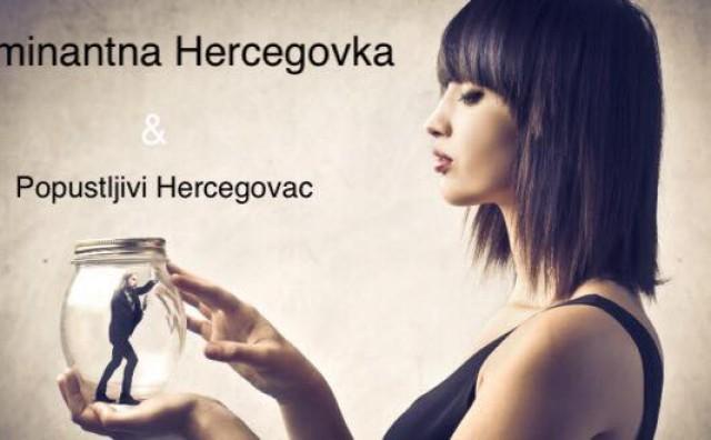 Mostarac bez dlake na jeziku; Dominantna Hercegovka i popustljivi Hercegovac!