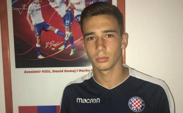 Hajduk doveo pojačanje iz Zrinjskog: Juniorski reprezentativac BiH pojačao Splićane