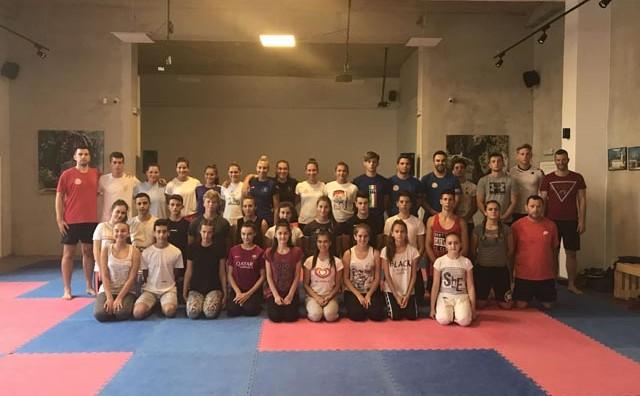 Pripreme karate saveza regija Hercegovine