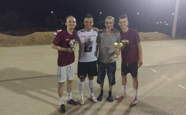 Ekipa Stoca po treći puta pobjednik turnira mjesnih zajednica