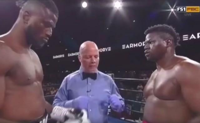 Neviđen potez američkog boksača sekundu nakon zvona: Protivnik i gledatelji u nevjerici