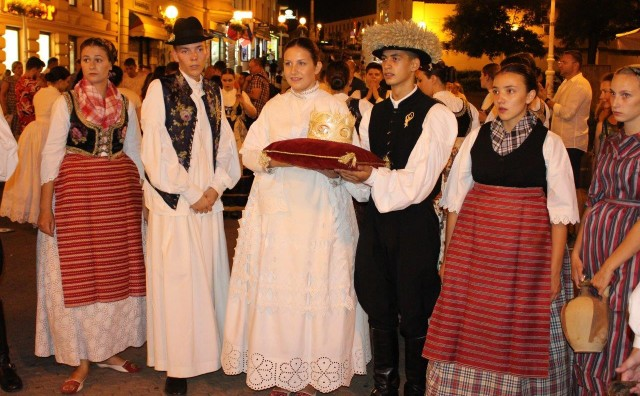 Završena manifestacija Dužijanca u Zagrebu